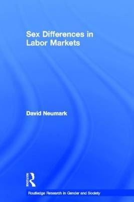 Sex Differences in Labor Markets