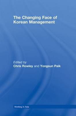 The Changing Face of Korean Management