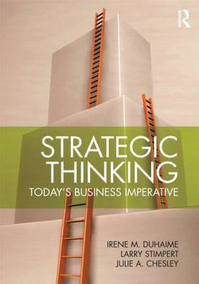 Strategic Thinking: Today's Business Imperative