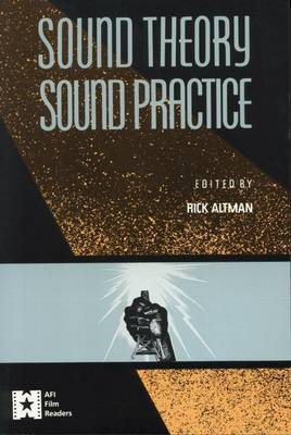 Sound Theory/Sound Practice