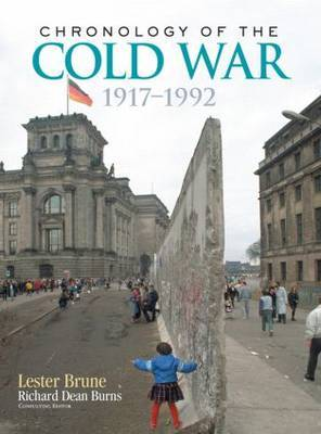 Chronology of the Cold War: 1917-1992