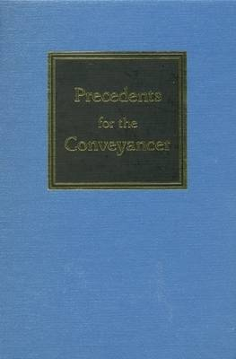 Precedents for the Conveyancer