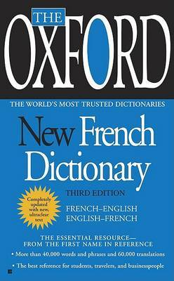 Oxford French Penguin Dictionary