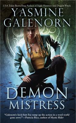Demon Mistress: An Otherworld Novel Book 6