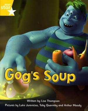 Fantastic Forest Yellow Level Fiction: Gog's Soup