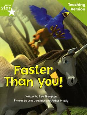 Fantastic Forest Green Level Fiction: Faster Than You! Teaching Version