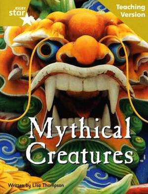 Fantastic Forest Gold Level Non-fiction: Mythical Creatures Teaching Version