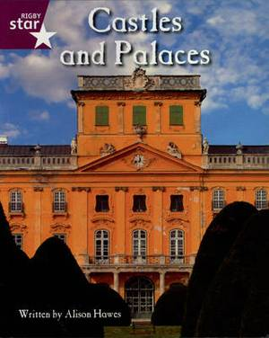 Clinker Castle Purple Level Non-fiction: Castles and Palaces Pack of 3: Star Adventures