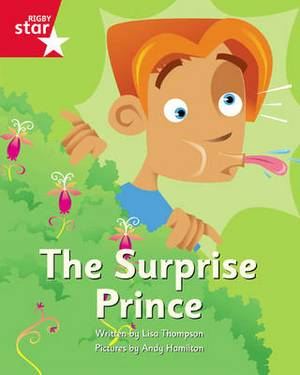 Clinker Castle Red Level Fiction: The Surprise Prince Single