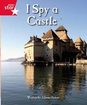 Clinker Castle Red Level Non Fiction: I Spy a Castle Single