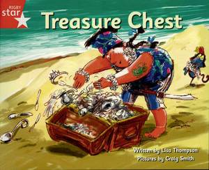 Pirate Cove Red Level Fiction: The Treasure Chest