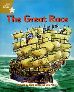 Pirate Cove Gold Level Fiction: The Great Race