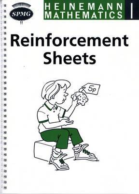 Heinemann Maths 1 Reinforcement Sheets: Year 1: Reinforcement Sheets