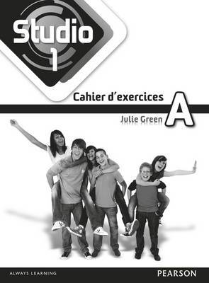 Studio 1 Workbook A (pack of 8) (11-14 French)