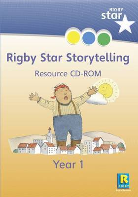 Rigby Star Audio Big Books Year 1 CD-ROM Wave 1