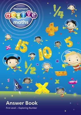 Heinemann Active Maths - First Level - Exploring Number - Answer Book