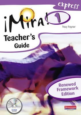 Mira Express 1 Teacher's Guide Renewed