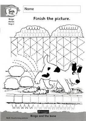 Storyworlds Reception/P1 Stage 2, Animal World, Workbook (8 Pack)