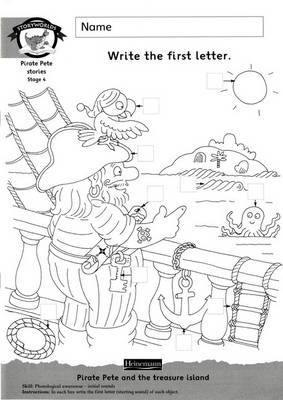 Storyworlds Yr1/P2 Stage 4, Fantasy World, Workbook ( 8 Pack)