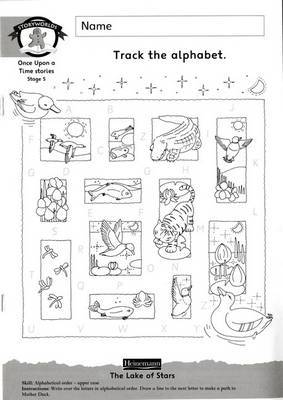 Storyworlds Year1/P2 Stage 5, Once Upon a Time World: Workbook