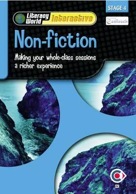 Literacy World Interactive Stage 4 Non-Fiction: Software Multi User Pack Scotland/NI