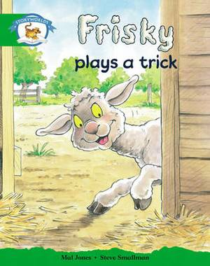 Storyworlds Reception/P1 Stage 3, Animal World, Frisky Plays a Trick (6 Pack)