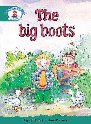 Storyworlds Yr1/P2 Stage 6, Our World, the Big Boots (6 Pack)