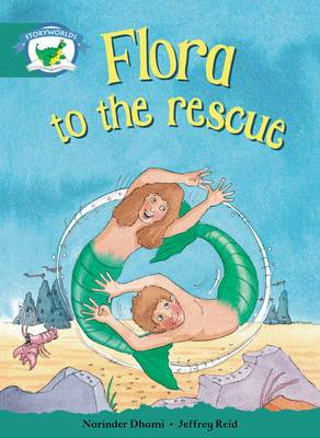 Storyworlds Yr1/P2 Stage 6, Fantasy World, Flora to the Rescue (6 Pack)