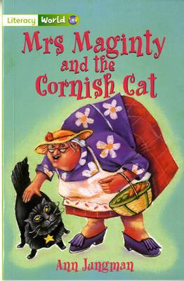 Literacy World Fiction Stage 3 Mrs Maginty and the Cornish Cat