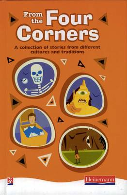 From the Four Corners: A Melting Pot of Stories Embracing Different Cultures and Genres