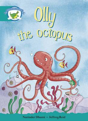 Literacy Edition Storyworlds Stage 6, Fantasy World, Olly the Octopus
