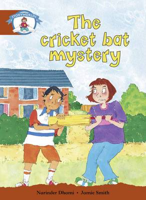 Literacy Edition Storyworlds Stage 7, Our World, the Cricket Bat Mystery
