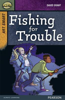 Rapid Stage 8 Set A: Art Smart: Fishing for Trouble