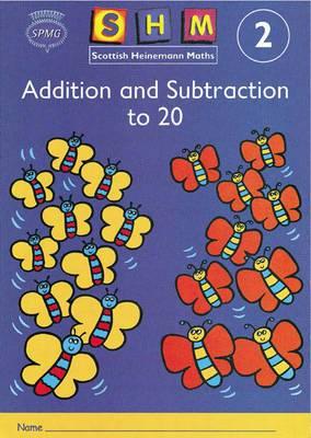 Scottish Heinemann Maths 2: Addition and Subtraction to 20 Activity Book 8 Pack