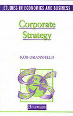 Studies in Economics and Business: Corporate Strategy