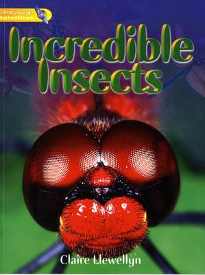 Literacy World Satellites Non Fiction Stage1guided Reading Cards: Incredible Insects