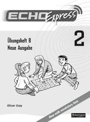 Echo Express 2 Workbook B 8pk New Edition