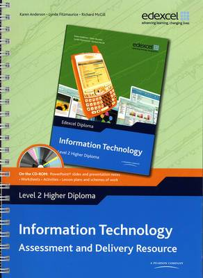 Edexcel Diploma: Information Technology: Level 2 Higher Diploma ADR with CD-Rom