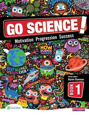 Go Science! Pupil Book 1: Book 1: Pupil Book