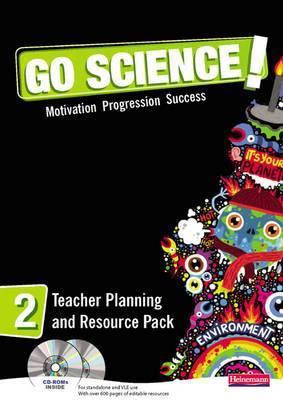 Go Science! Teacher Planning Pack & CD-ROM 2