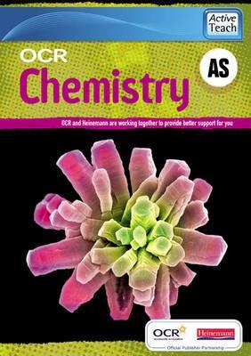 OCR A Level Chemistry A: AS ActiveTeach