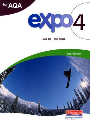 Expo 4 AQA Foundation Student Book