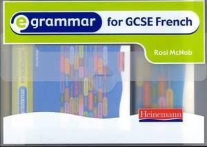 E-Grammar for GCSE French