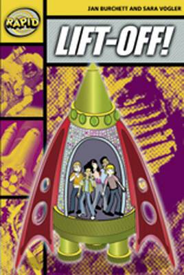 Rapid Stage 4 Set A: Lift-off! Reader Pack of 3 (Series 2)