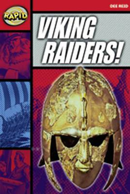 Rapid Stage 5 Set A: Viking Raider Reader Pack of 3 (Series 2)