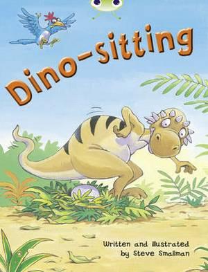 Dino-Sitting: Orange B/1a