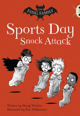 The BC Gold A/2B the Fang Family: Sports Day Snack Attack