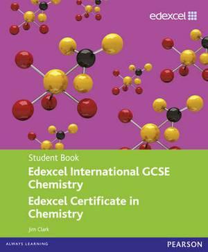 Edexcel International GCSE Chemistry Student Book with ActiveBook CD