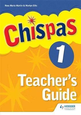 Chispas: Teachers Guide Level 1