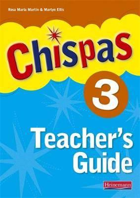 Chispas: Teachers Guide Level 3